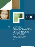 Genero Conflicto Psicosocial-Becker David-Weyermann Barbara
