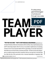 TEAM PLAYER-Competitive Advantage