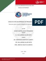 Adquisicion de Empresas en Proceso concursal