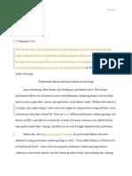 draft of informative essay