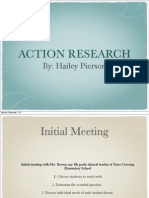 action research final presentation