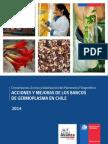 Acciones y Mejoras de Los Bancos de Germoplasma en Chile 1