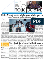 The Suffolk Journal April Fools 2010