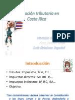 Tributacion en Costa Rica