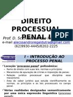 Direito Processual Penal I (1)