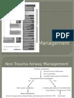Trauma and Non Trauma Airway Management