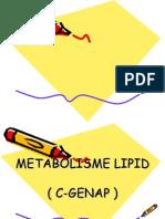Ppt Lipid c Genap