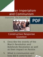 the russian revolution 2015
