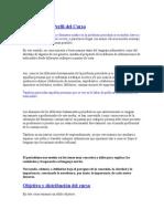 Periodismo Estilo Informativo