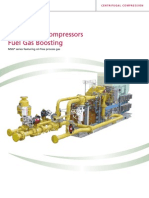 Fuel Gas Boosting Compressors Brochure
