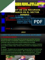 Diapositiva Comercializacion de Minerales