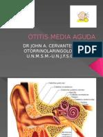 Otitis Media Aguda Unjfsc
