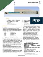 Advantech Wireless AMT 30 Modem Data Sheet