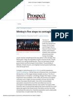 Minksy's Five Steps to Contagion _ Prospect Magazine