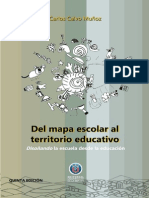 Del mapa escolar al territorio educativo