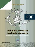 Del mapa escolar al territorio educativo