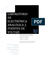 Laboratorio de Electronica Analogica PRACTICA 0