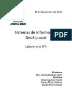 Laboratorio 4 Geoespacial
