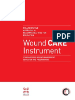 Caet Wound Care Instrument