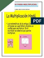 Recopilacion Tecnicas de Multiplicacion.