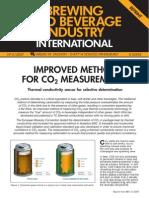 Improved Method for CO2 Measurements