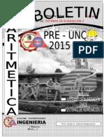 Boletin 01 - Sistemas de Numeracion i - Sistemas de Numeracion II