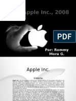 Apple Inc., 2008.pptx