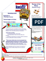 newsletter idea 2