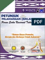 Petunjuk Pelaksanaan Juklak Peran Saka Nasional 2015