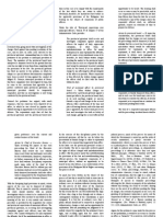 Cases in Admin Law