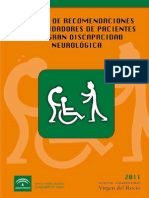 Discapacidad Neurologica