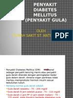Powerpoit Diabetes Militus Gg