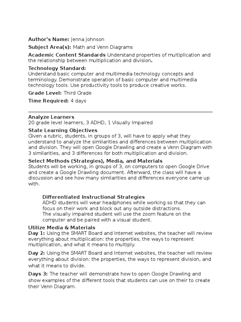 Johnson lesson pedagogy education theory pooptronica Images