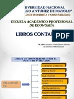 Sesión- contabilidad libros