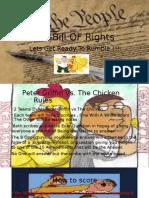 pre-bill of rights