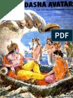 Dasha Avatar -Ten Avatars of MahaVishnu