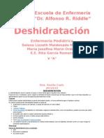 Pae Deshidratacion