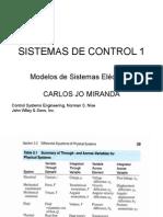 modelos de sistemas electricos