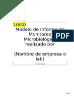 Informe borrador  Microbiologicos