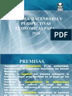 Analisis de La Reforma Fiscal Para 2014
