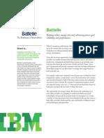 IBM Battelle
