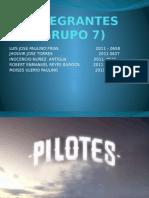 FUNDACIONES -PILOTES
