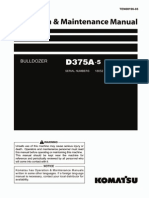D375A-5 TEN00196-03 O&M (June2011)