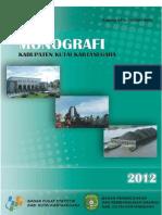 monografi 2012