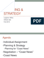 Week 3 - Planning & Strategy - Post Class