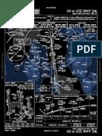 ILS Approach Chart