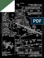 CATIII Approach Chart
