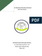 Buku Pedoman Pengorganisasian UGD