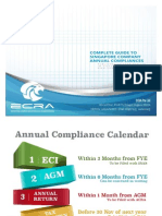 Annual Compliance Guide for Singapore Companies