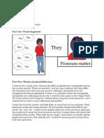visual argument assignment revised